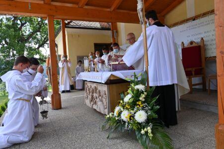 Slávnosť sv. Andreja-Svorada a Beňadika. 17.7.2020
