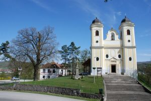 Pútnický Kostol 2