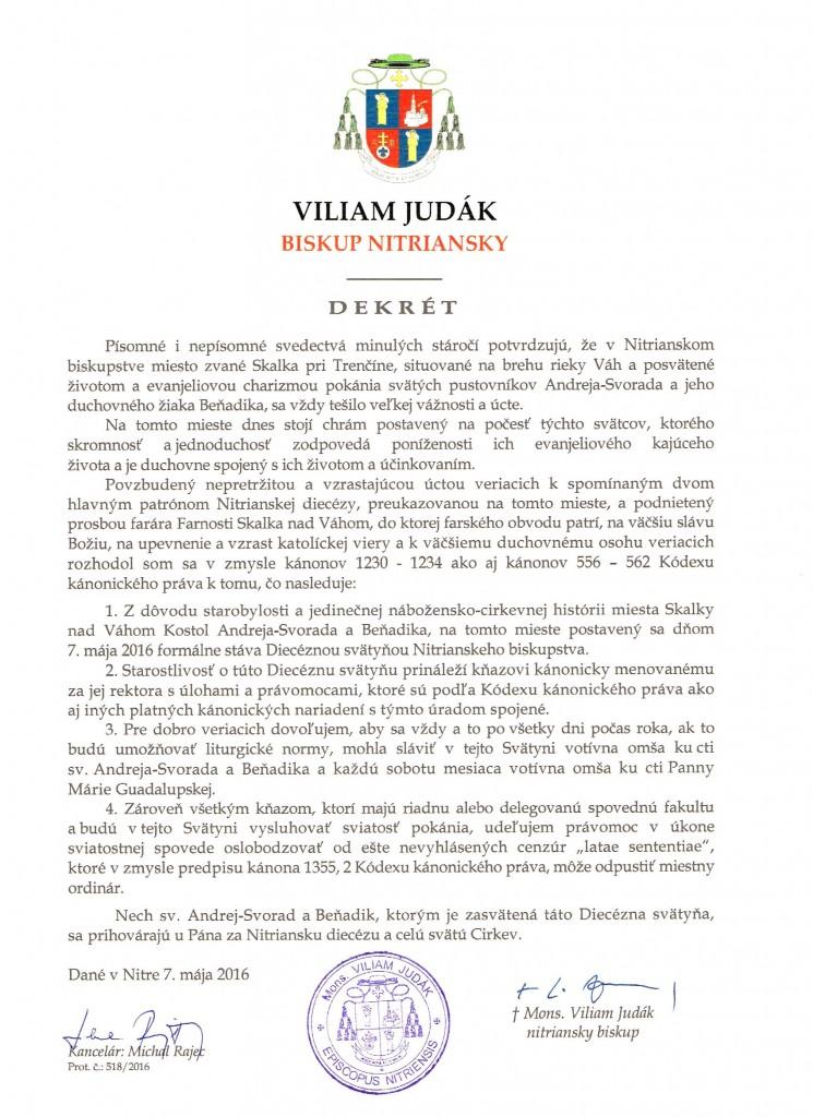 Svatyna_dekret