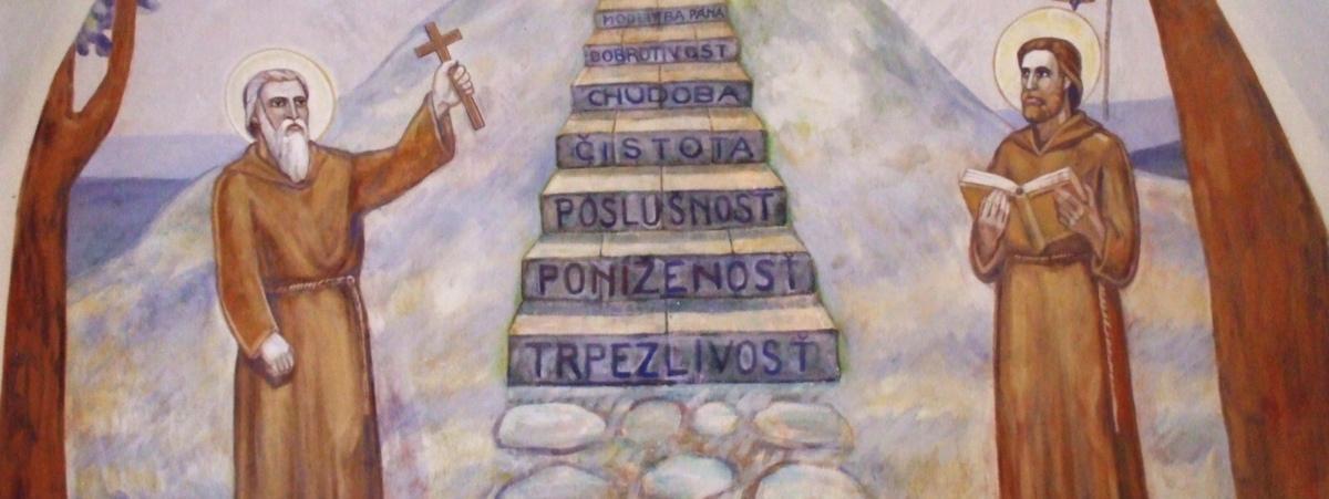 Skalka - miesto úcty sv. pustovníkov Andreja - Svorada a Beňadika