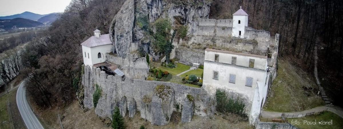 Veľká Skalka - kláštor